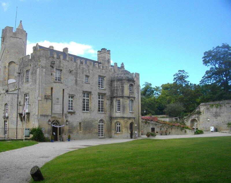 creully-château-calvados-normandie