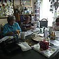 Atelier sac printanier