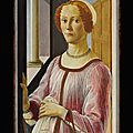 New scientific research dispels myths surrounding portrait by sandro botticelli