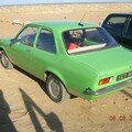 Opel kadett c 1000 2 portes (1973-1979)