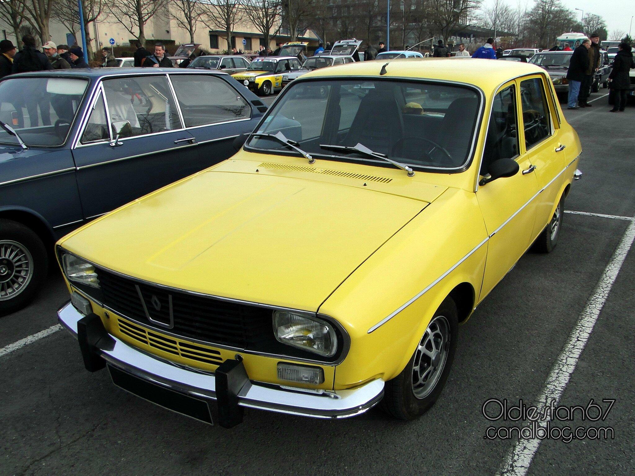 Renault 12 Ts 1972 1975 Oldiesfan67 Quot Mon Blog Auto Quot