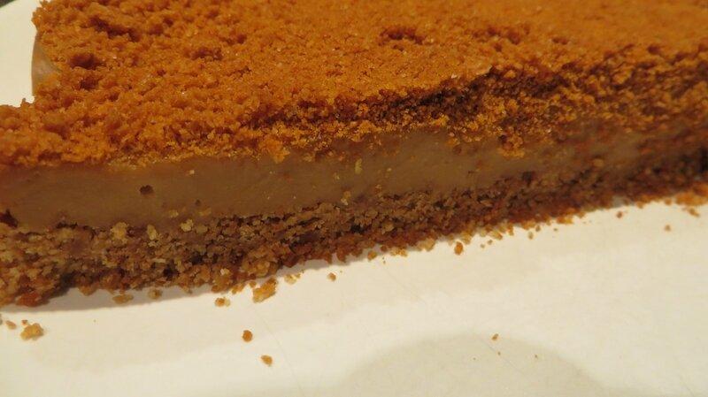 Cheesecake pate sepculoos (4)