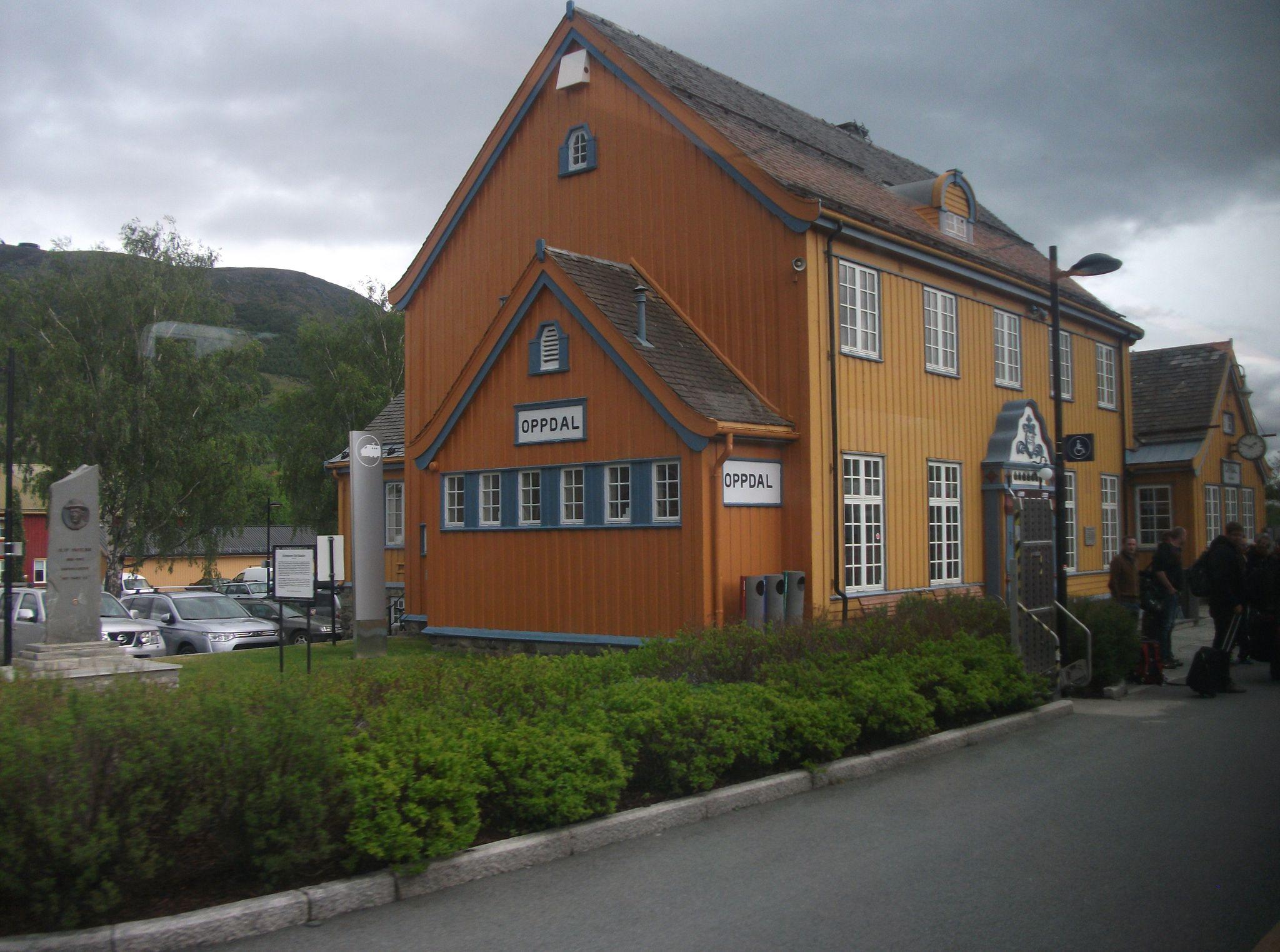 Oppdal (Norvège)