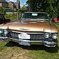 Cadillac sedan deville 4 windows 1960