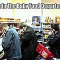 Brèves de supermarché
