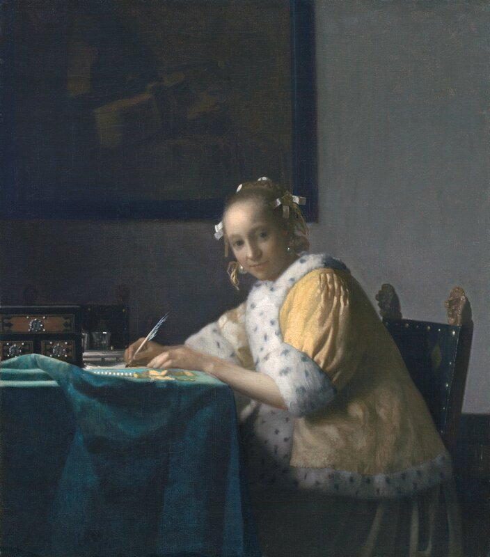 Johannes_Vermeer_-_A_lady_writing_(c_1665-1666)