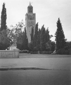 195805-1-Mrk-la Koutoubia