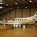 Aéroport Tarbes-Lourdes-Pyrénées: France - Air Force: Socata TBM-700: XN: MSN 117.