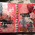Art journal....again !