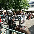 Tournoi de chevalerie