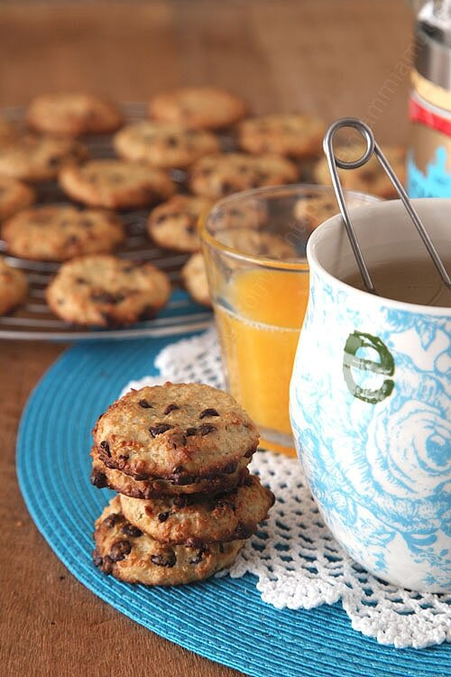recette simple originale cookies au quinoa 0003 LE MIAM MIAM BLOG