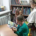 Bibliothèque et informatique...