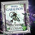 Lord john grey tome 4 : le prisonnier écossais (diana gabaldon)