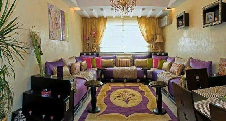 Salon marocain prestige 2015 - Salon marocain moderne