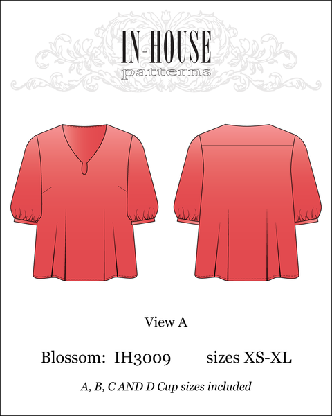 In-House Patterns - Blossom
