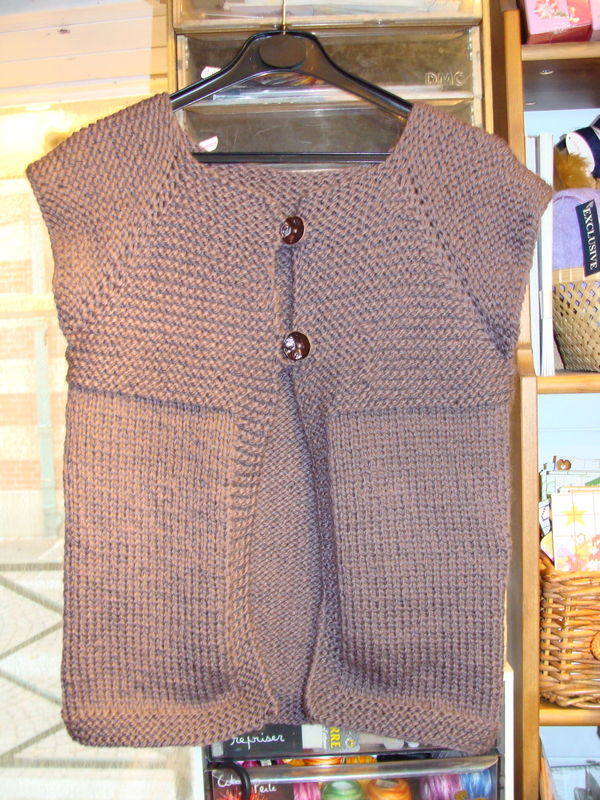 Cardigan tout simple