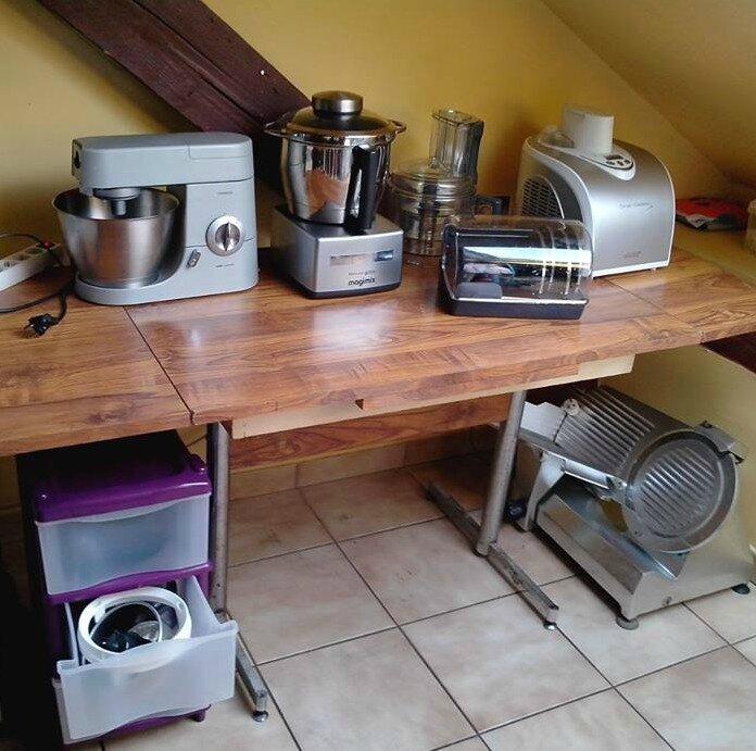 petit mat riel utilisation personnel d pla able en prestations blogs de cuisine. Black Bedroom Furniture Sets. Home Design Ideas