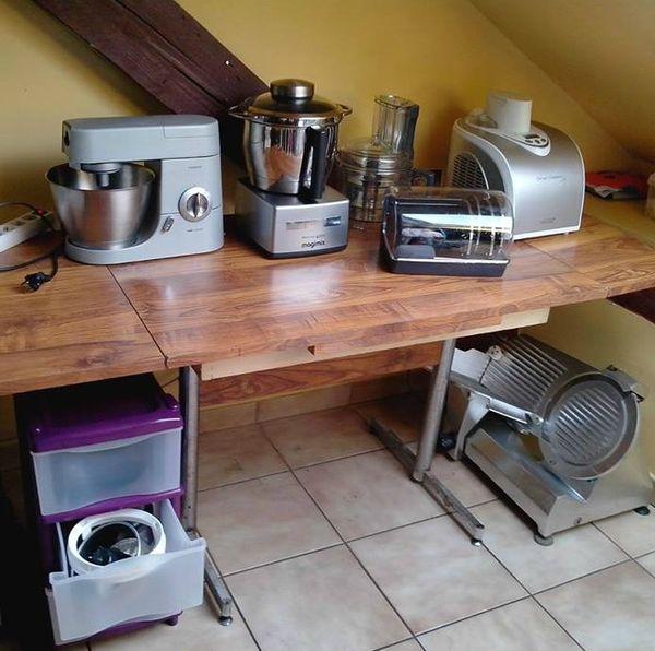 Petit mat riel utilisation personnel d pla able en for Petit materiel de cuisine