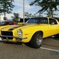 Chevrolet camaro sport coupe 1970-1973