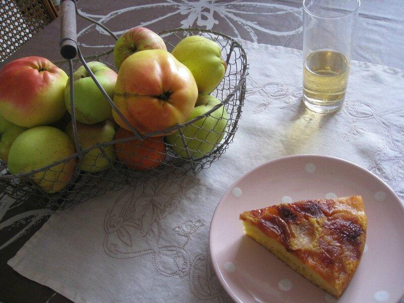 gâteau aux pommes 006