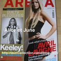Arena Magazine - édition anglaise (avril 2007)