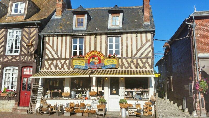 Normandie - calvados - Beuvron-en-Auge-6