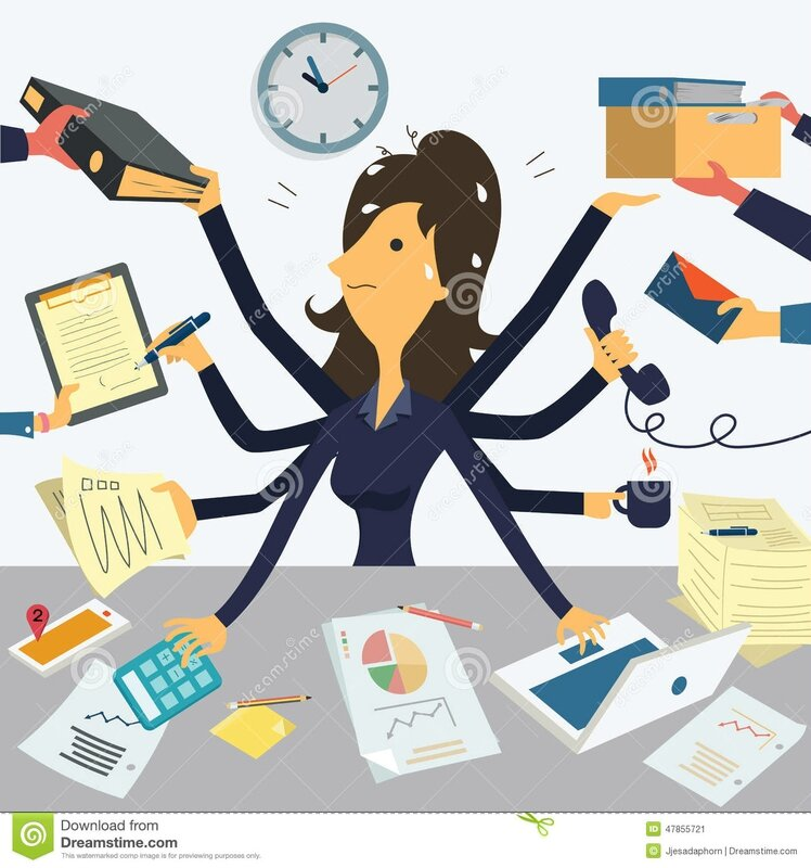 femme-d-affaires-très-occupée-47855721