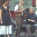Que des amoureux du sourire de Paris: La Louve Romaine alias l'A.J, Gérard Lavalette le photographe de l'eternel Paris, et l'Ami Pierre futur tenancier de bistrot dans le 11ième