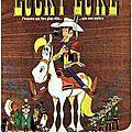 Le cowboy solitaire est de passage à daisy town