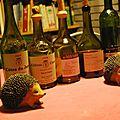 Vins oxydatifs : du jaune et de la couleur à tous les étages