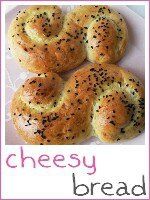 cheesy bread - pain au fromage - index