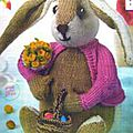 Easter rabbit - jody long