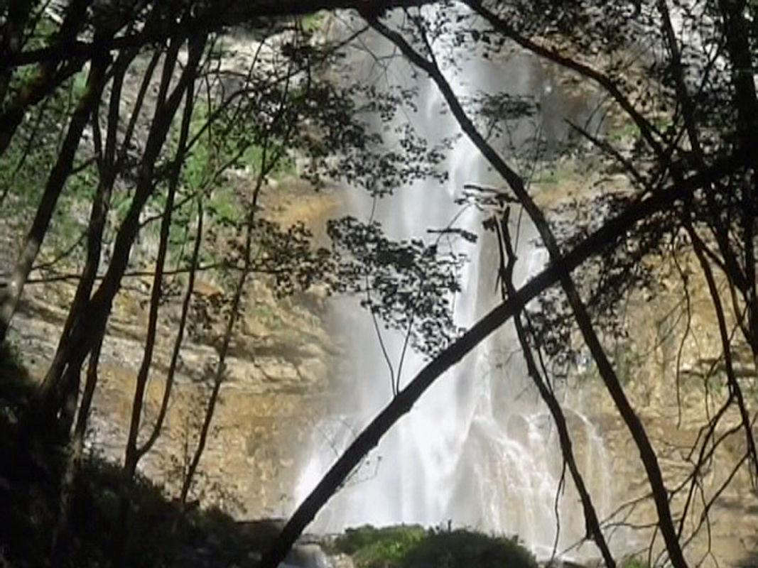 Cascade d'Allières-sur-Claix – Vercors Est