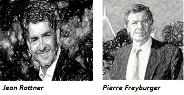 Jean Rottner Pierre Freyburger