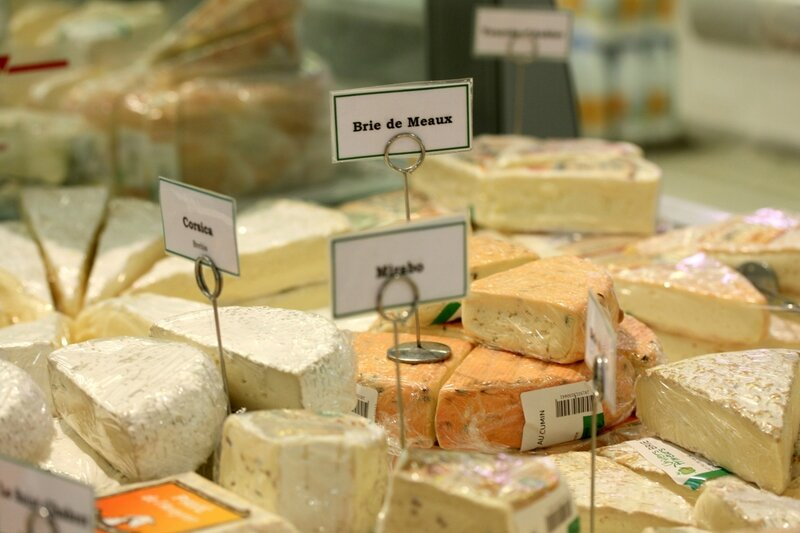univers primeurs fromages