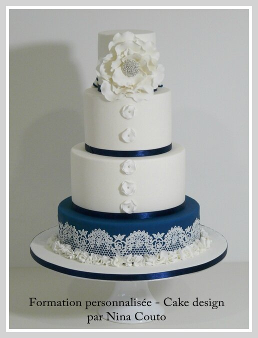 cake design nimes Safir 1