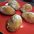 Madeleines aux yaourts