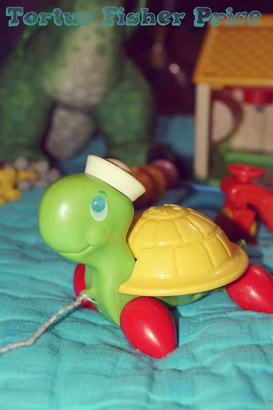 Tortue Fisher Price