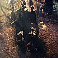 Charge à la déesse de l'automne