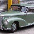 MERCEDES - 300 S coupé - 1952