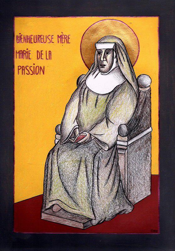 Bienheureuse Marie de la Passion