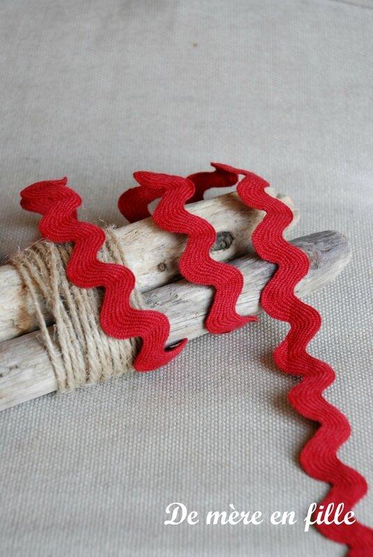 serpentine rouge