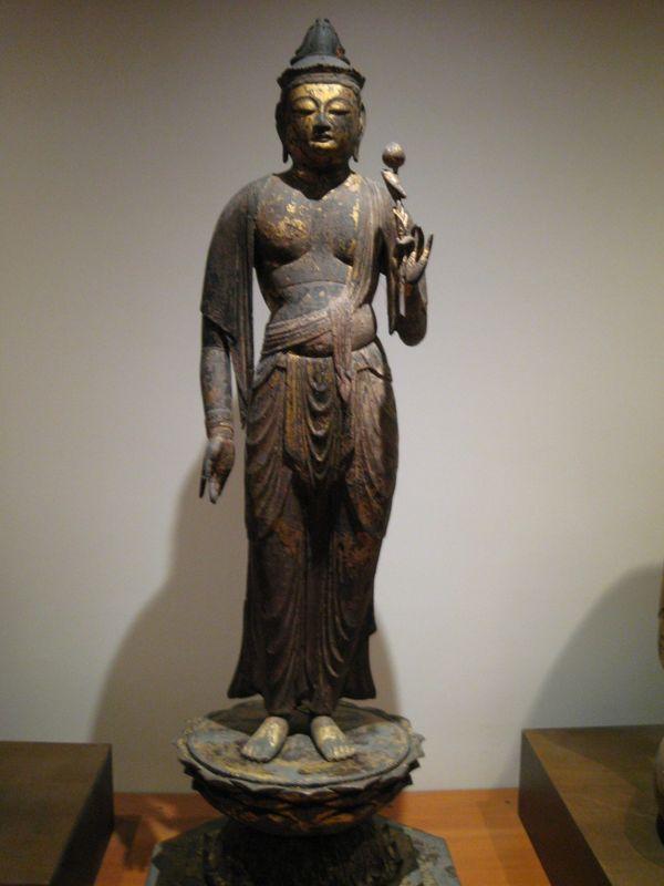 Shô Kannon, deuxième partie de l'époque de Heian, période Fujiwara, début du XIIème s