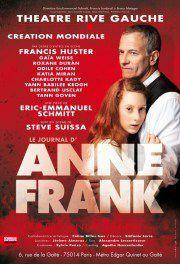Anne Frank Theatre Gauche Lutetiablog Lutetia Blog