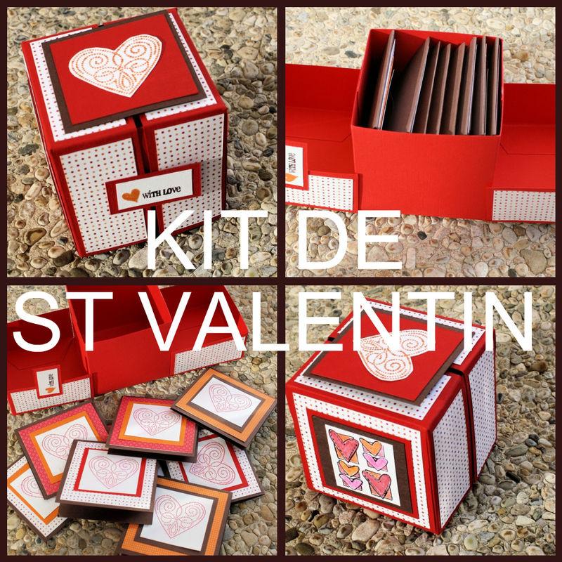 kit boite de st valentin les ateliers de val. Black Bedroom Furniture Sets. Home Design Ideas
