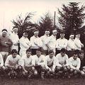 saison 66-67, équipe du Lycée de Sainte-Foy