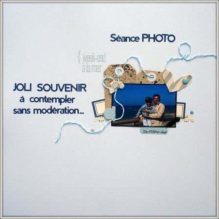 Sance photo joli souvenir VF