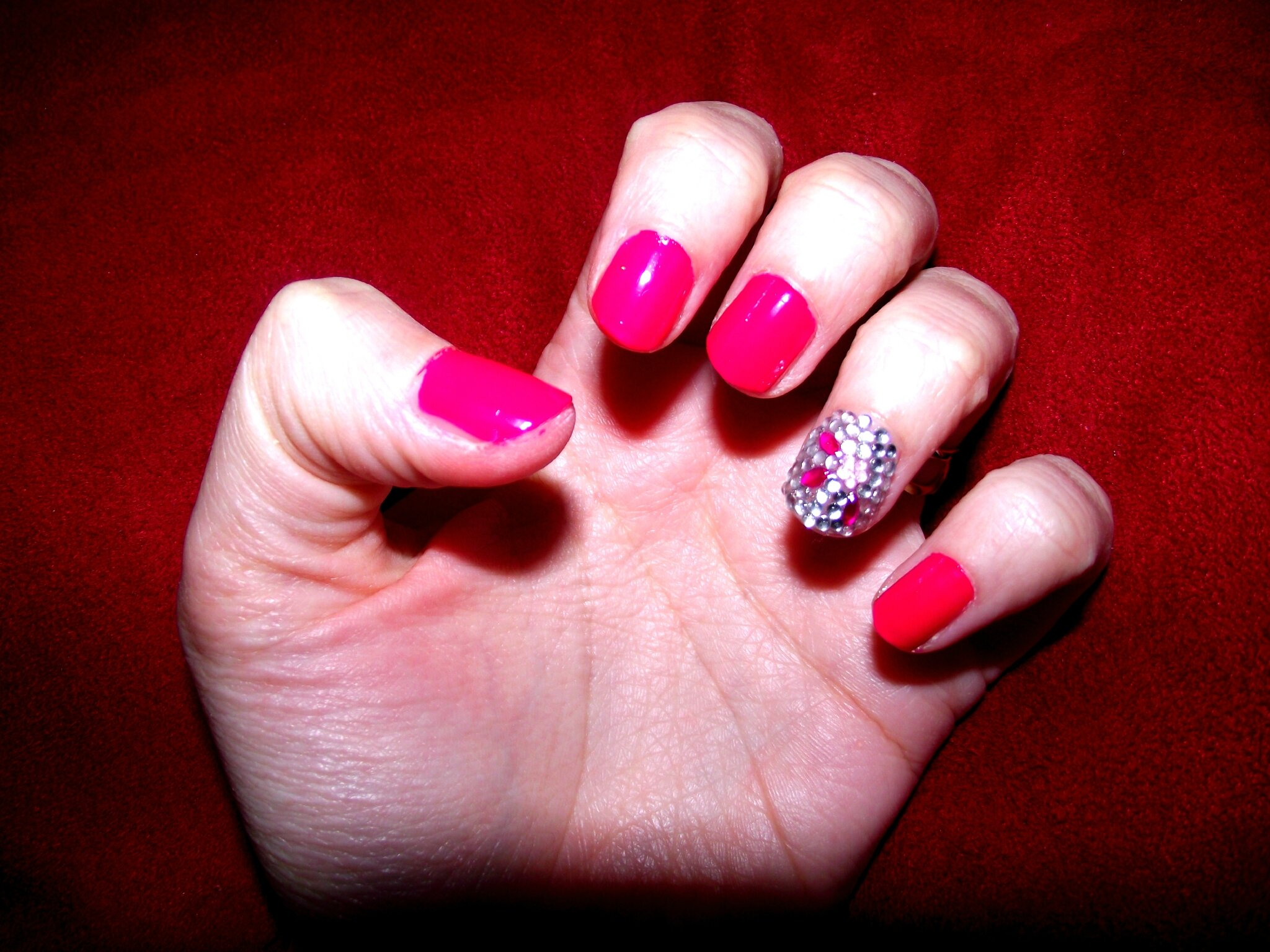 French Manucure Originale pour nail art strass - makup & co
