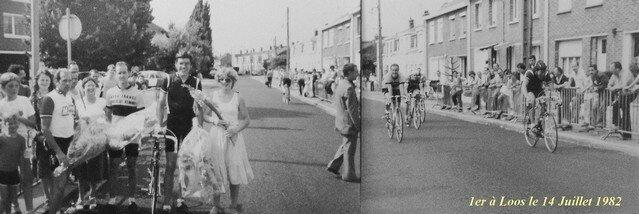 1347) 1er à Loos le 14 Juillet 1982