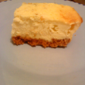 Cheese cake de sandra